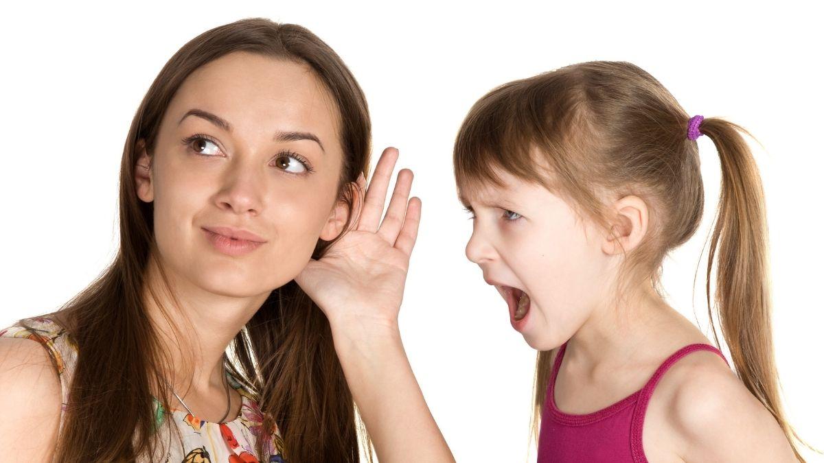 Faltas de respeto de hijos